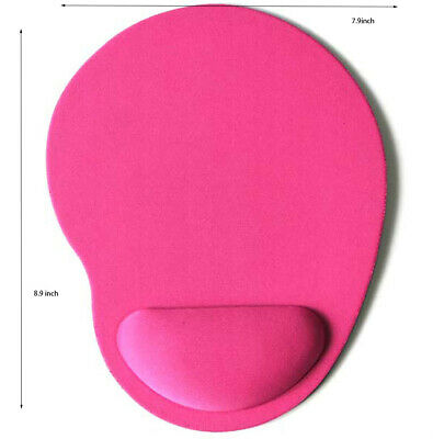 PC Non Slip Tiffany Mouse pad Ergonomic Comfortable Mat With Wrist Rest Support