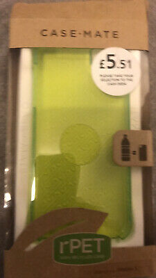 Case Mate For iPhone 5,5S Barely There Green  New Boxed
