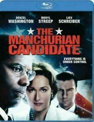 The Manchurian Candidate Blu-ray NEW FREE SHIPPING