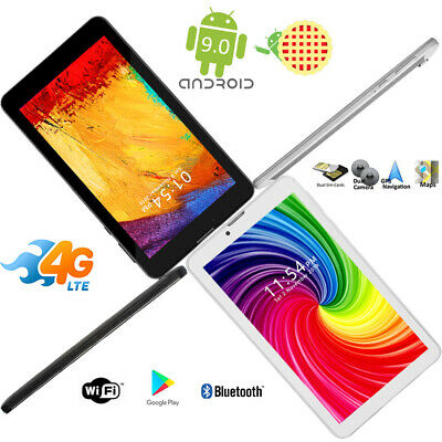 4G LTE GSM Unlocked 7-0 Phablet Tablet PC Smartphone Google Certified Android 9