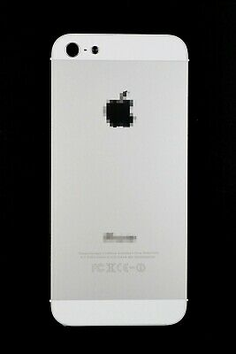 New Complete Housing Back Battery Door Cover - Mid Frame Assembly For iPhone 5