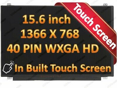 HP Touch Smart 813961-001 B156XTK01-0 15-6 HD TOUCH LED LCD SCREEN