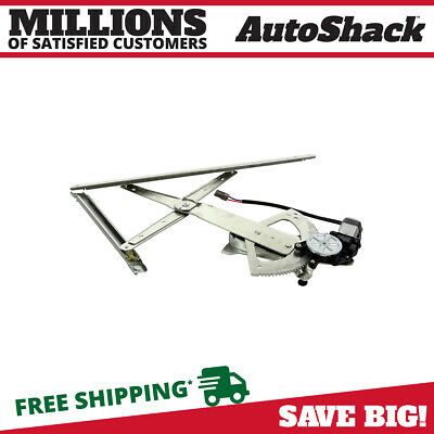 Front Drivers Side Power Window Regulator and Motor for a Ford Mazda or Mercury