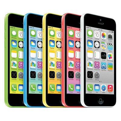 Apple iPhone 5C 16GB Factory Unlocked 4G LTE Smartphone