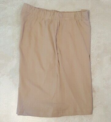 Womens Pull-On Knit Shorts S-M
