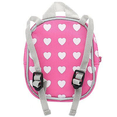 Doll Clothes Back Pack Accessories Fits American Girl - Other 18 Inch Dolls New