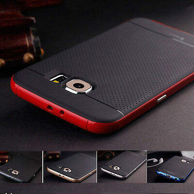 Hard Bumper Hybrid Soft Rubber Skin Case Cover For Samsung Galaxy Series Phones