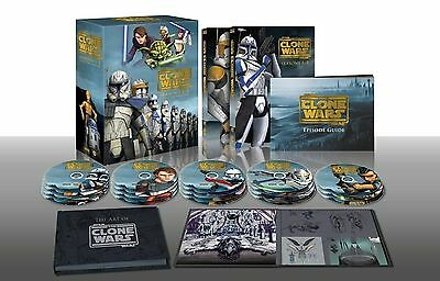 Star Wars Clone Wars DVD Collectors Edition - The Lost Mission