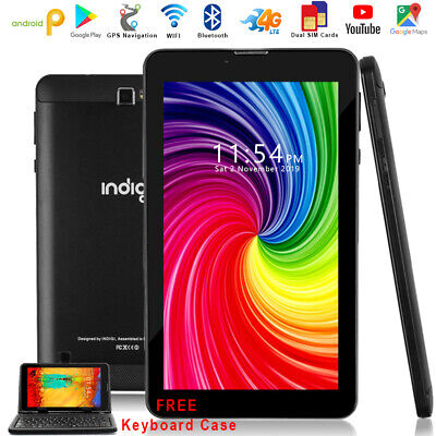 Unlocked 7 GSM Android 4G SmartPhone TabletPC QuadCore 1-33Ghz - 16GB Storage