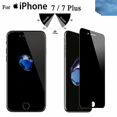 EEEKit Anti Spy Privacy Tempered Glass Screen Protector Skin for iPhone 77 Plus