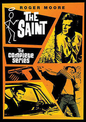 The Saint The Complete Series DVD 33-Disc Box Set Seasons 123456 New Sealed