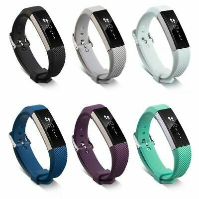 Silicone Replacement Wristband Watch Band Strap For Fitbit Alta Fitbit Alta HR