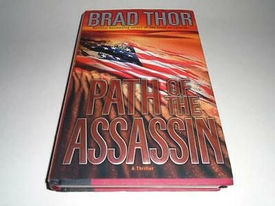 Path of the Assassin by Brad Thor 2003 Scot Harvath Hardcover 1st edition