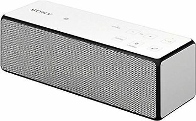NEW SONY Wireless Portable Speaker Bluetooth SRS-X33W White