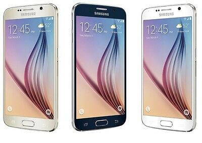 Samsung Galaxy S6 G920P 32GB GSM Unlocked 5-1-inch Android Smartphone