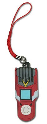 Cell Phone Charm - Digimon Fusion - New Fusion Loader Anime ge17278