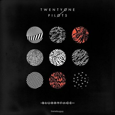 Twenty One Pilots - Blurryface 2015 CD New