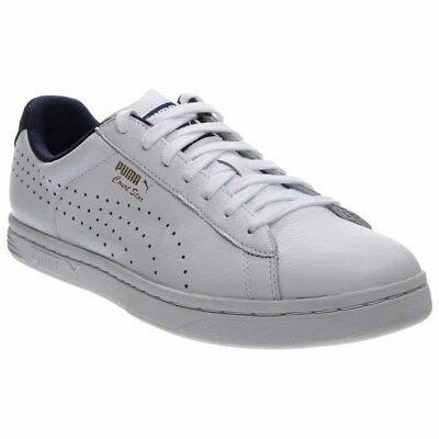 Puma Court Star Crafted White - Mens  - Size
