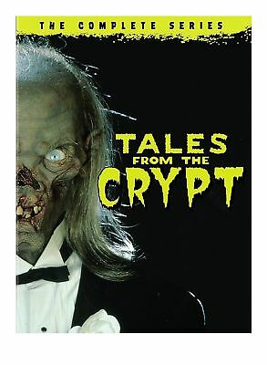 Tales from the Crypt The Complete Seasons 1-7 DVD 2017 20-Disc Set Box Set