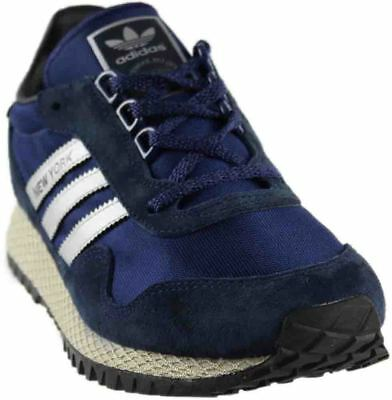 adidas NEW YORK Blue - Mens  - Size