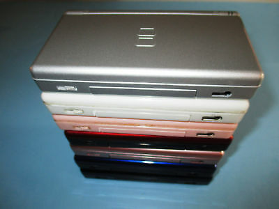 Nintendo DS Lite Systems You Pick Choose Your Own Various Colors FREE Ship