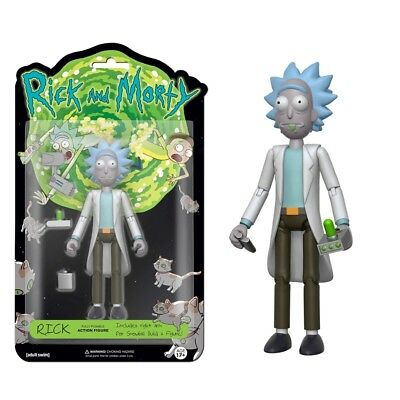Rick and Morty 5 Funko Action Figure Rick