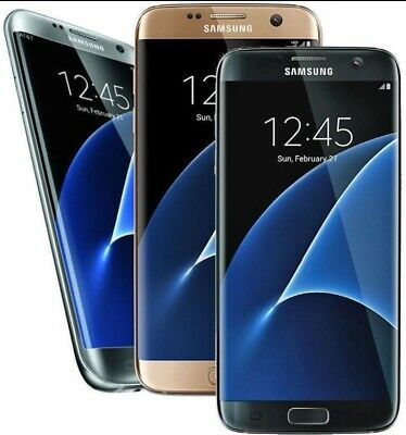 Samsung Galaxy S7 Edge G935V Verizon Unlocked AT-T T-Mobile GSM Smartphone Phone