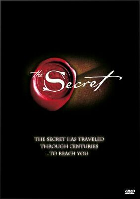 The Secret Extended Edition DVD 2006 NEW