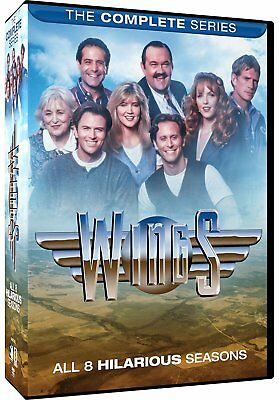 WINGS - The Complete Series New DVD Ships Fast