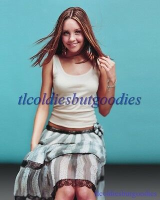 AMANDA BYNES YOUNG SHORTER HAIR SKIRT WHAT I LIKE ABOUT YOU ACTRESS PHOTO 0002