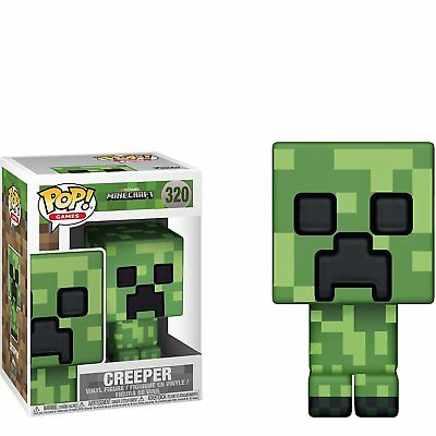 Minecraft Funko POP Vinyl Figure Creeper