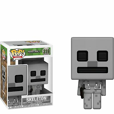 Minecraft Funko POP Vinyl Figure Skeleton