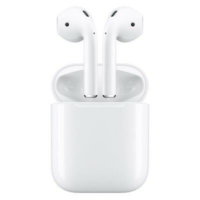 Apple AirPods with Charging Case - Bluetooth Wireless AirPods MMEF2AMA™