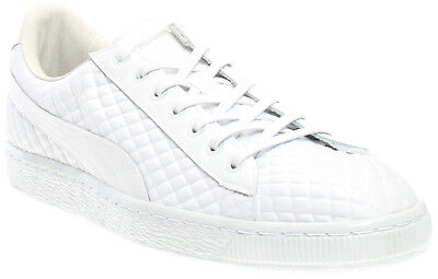 Puma Meek Mill Dreamchasers Basket White - Mens  - Size