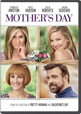 ANISTONJENNIFER-MOTHERS DAY  DVD NEW