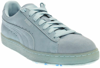 Puma Suede Classic Ice Mix Sneakers- Blue- Mens