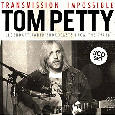 Tom Petty-Transmission Impossible 3Cd  CD NEW