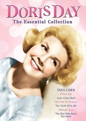 Doris Day The Essential Collection New DVD Ships Fast