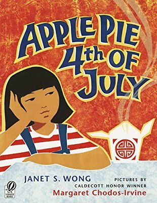 NEW - Apple Pie Fourth of July by Wong Janet S-