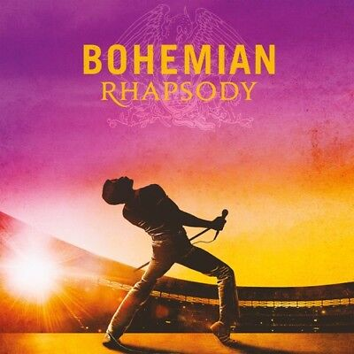 Queen Bohemian Rhapsody BRAND NEW CD SOUNDTRACK