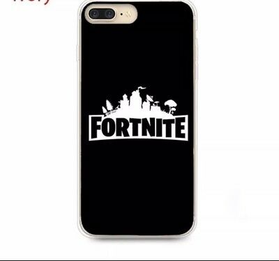 Fashion Game Battle Royale Fortnite Patterned Phone Case for IPhone