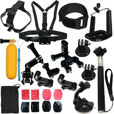 Accessories Kit Mount for Gopro go pro hero 8 7 6 5 Session SJCAMXiaomi yi EKEN