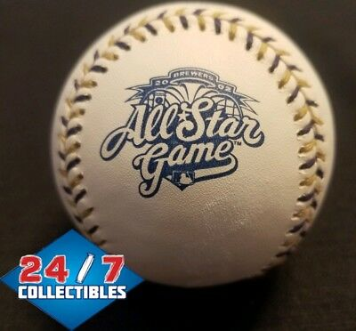 Rawlings 2002 All Star Official MLB Game Baseball Milwaukee Brewers