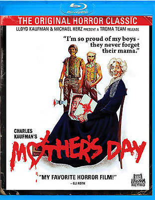 Mothers Day 1980 Blu-ray
