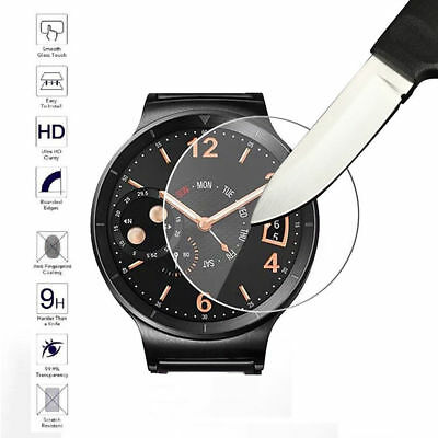 Tempered Glass Cover Screen Protector For Samsung Galaxy Watch 42mm SM-R810