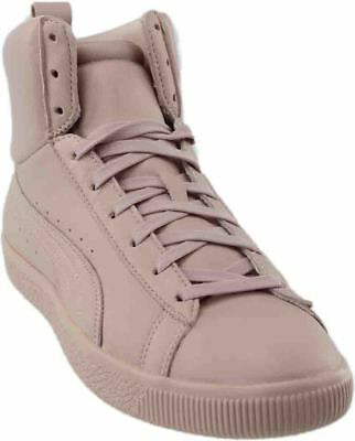Puma Young - Reckless Clyde Mid Sneakers - Pink - Mens