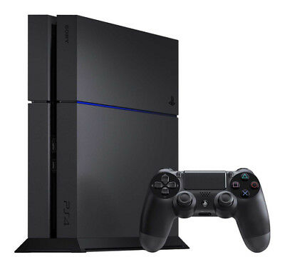 Sony PlayStation 4 - Original Launch Edition parts 500GB Jet Black Console