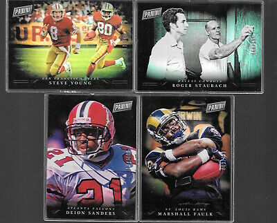 2018 PANINI BLACK FRIDAY STEVE YOUNG PANINI COLLECTION 019199