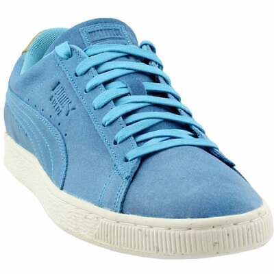 Puma Suede Deco Sneakers - Blue - Mens