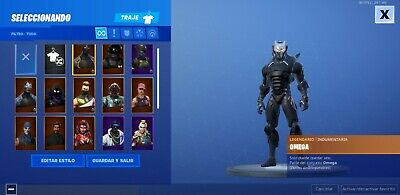 fortnite account with saving the world